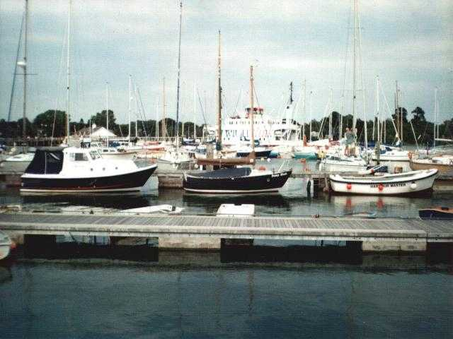 Lymington Harbour